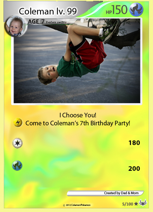Pokemon Coleman