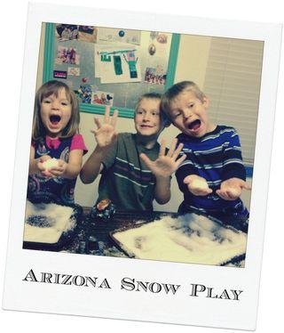AZ snow play